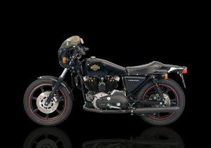 Harley Davidson XLCR Cafe Racer